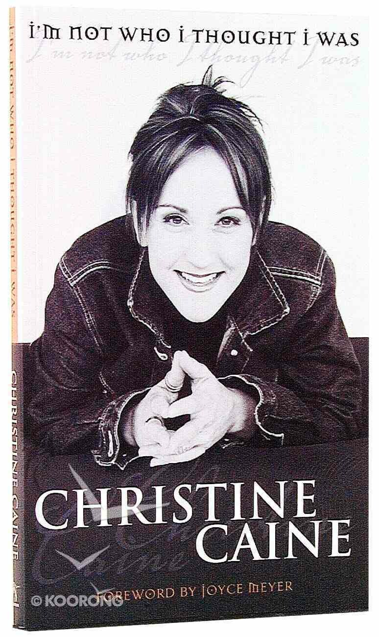 Christine Caine | I'm not who i thought I was