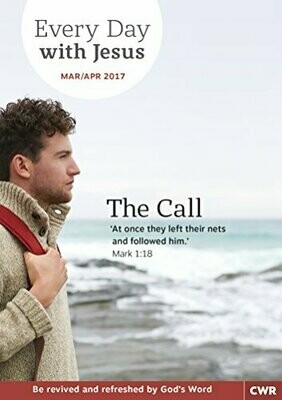 Everyday with Jesus | The Call | Mar-Apr 2017