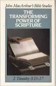 John MacArthur | The Transforming Power
