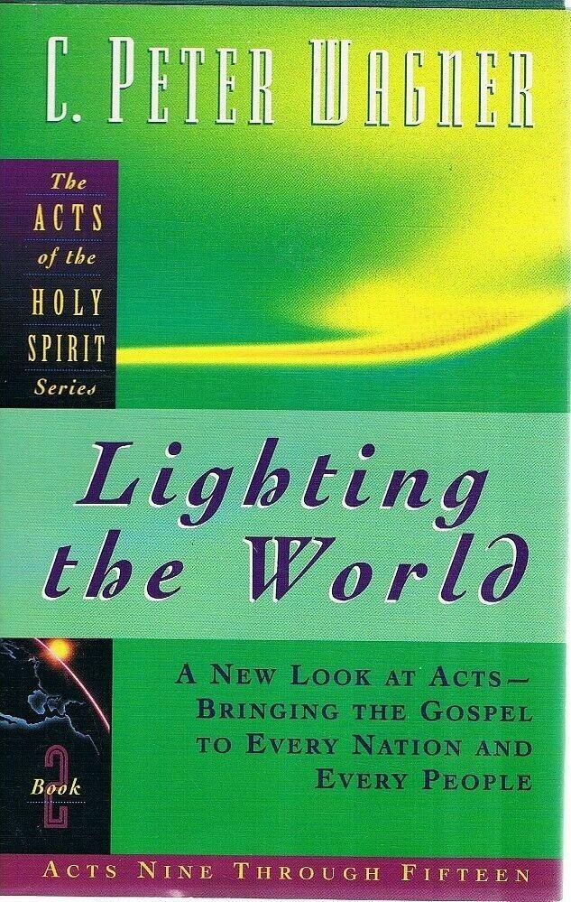 Peter Wagner | Lighting the World
