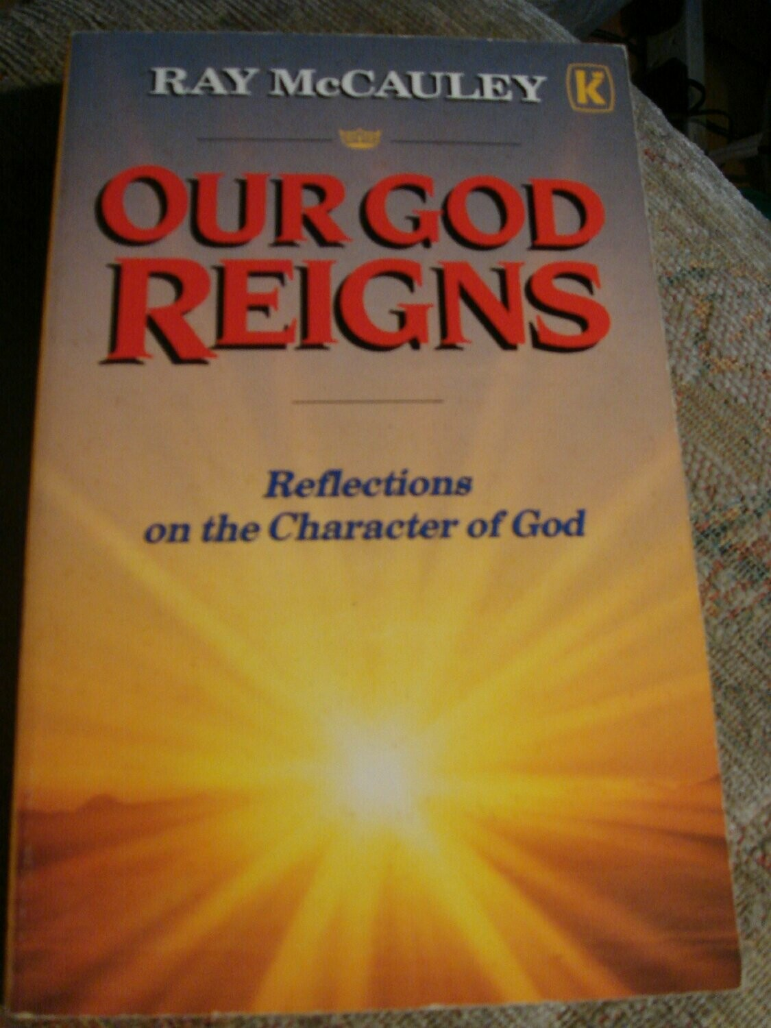 Ray McCauley | Our God Reigns