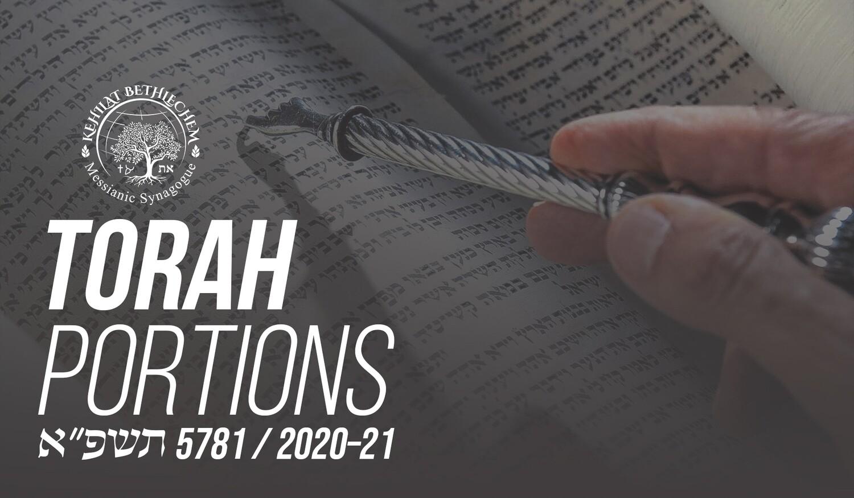 Torah Portion 5781 - Free Download