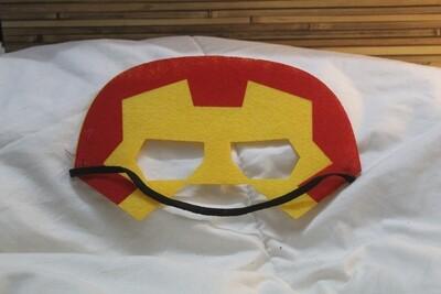 Ironman Eyemask with Elasticized Band