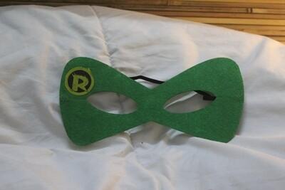 Robin Eye Mask with Elasticized Band