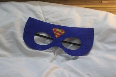 Superman Eyemask with Elasticized Band