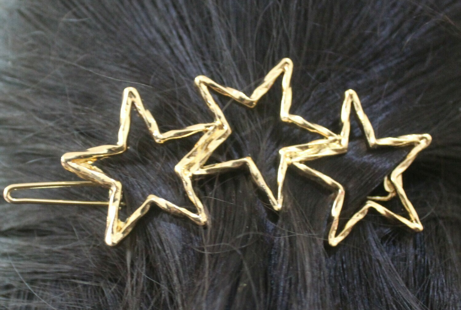 Golden Star Hairclip