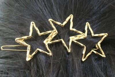 Golden Star Hairclip