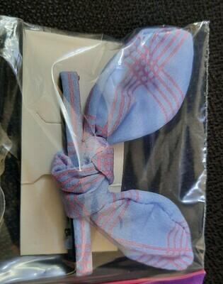 Printed Bow Hairclip