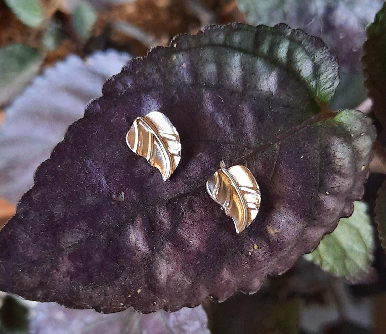 Leaf Earrings (Tops)