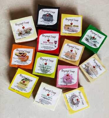 'Beyond Soaps' Organic Product