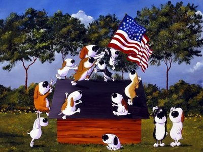 Invasion of the AmeriMutts