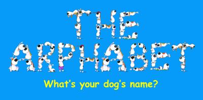 The Arphabet (custom names)