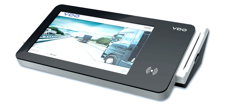 VDO SmartTerminal - Smart Tacho Ready