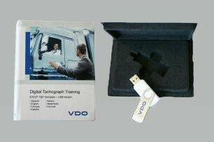 DTCO 1.4 - 4.0 Simulator USB-stick