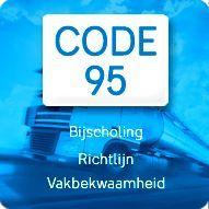 Nascholing code 95