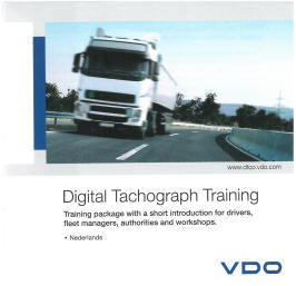 CBT, digitale tachograaf