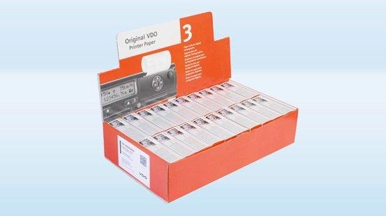 DTCO 1381 printerrolletjes - 3 stuks - 20 doosjes