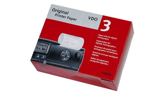 DTCO 1381 printerrolletjes - (Doos 3 stuks)