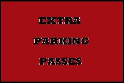 Additional Vendor Parking Pass