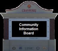 Info Board Fee