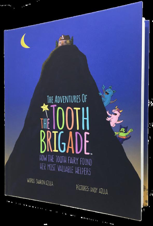 Tooth Brigade Book