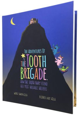 Tooth Brigade Book