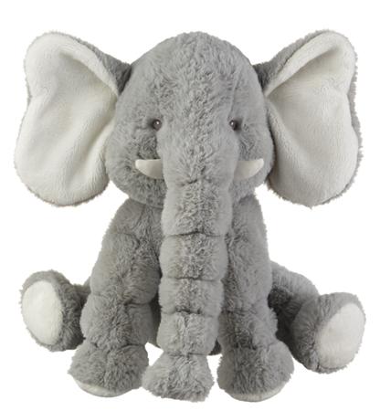 Jellybean Elephant - Gray