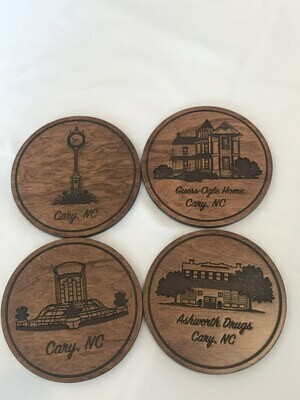 Cary Coaster Set
