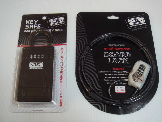 Key safe combination lock