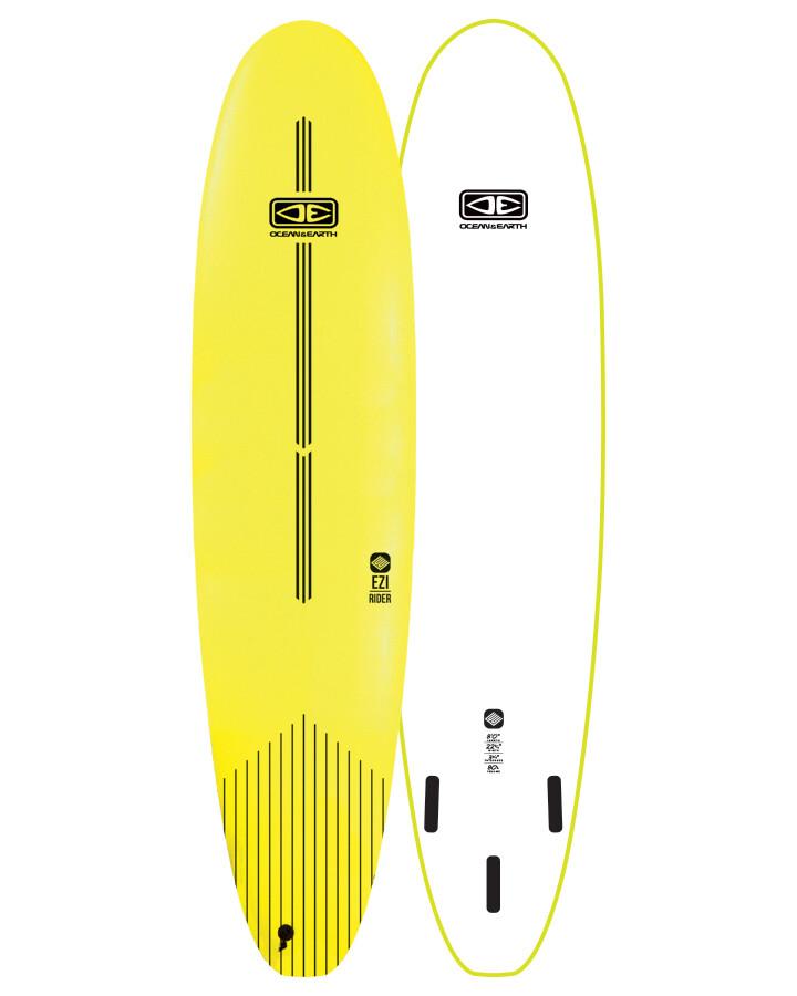 8'0 ft. New O&E Softboard