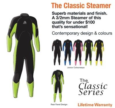 Junior Steamers L/S