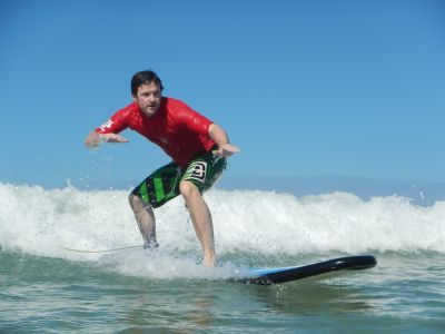 2 Surfing Lessons