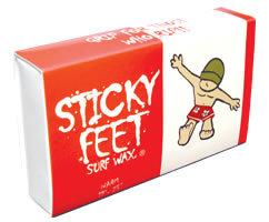 Sticky Feet Wax 100g