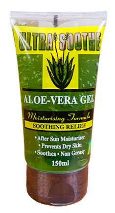 Aloe Vera Gel 150ml tube