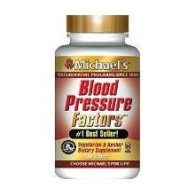Michael's - Blood Pressure Factors - 60 tablets
