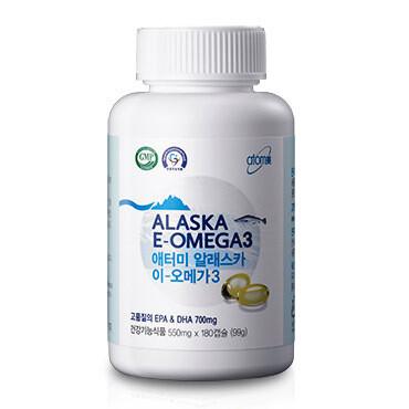 Alaska E Omega 3