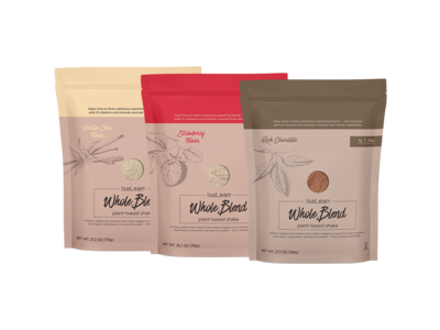 Plant base Whole blend IsaLean Shakes