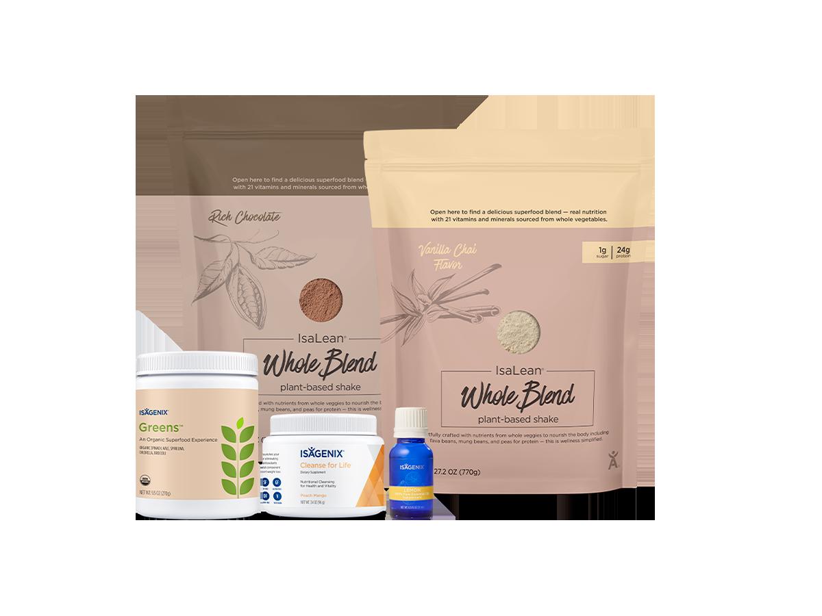 Plant base multi pack