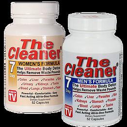 The Cleaner Men's Formula (7 Day)