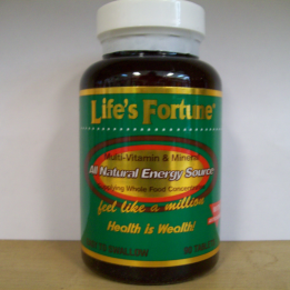 Life's Fortune - 90 Capsules