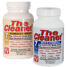 The Cleaner Women's Formula (7 Day)