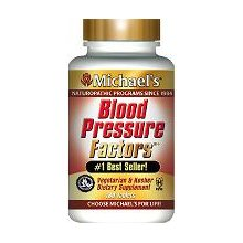 Michael's - Blood Pressure Factors - 60 tablets