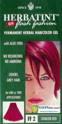 Herbatint - Crimson Red #FF2