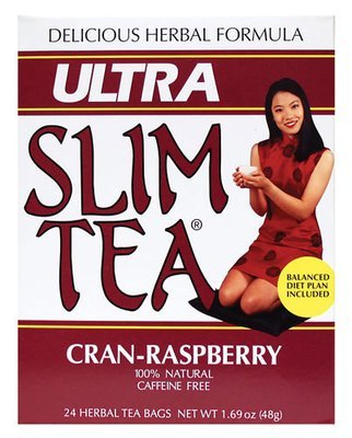 Ultra Slim Tea Cran-Raspberry