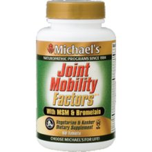 Michael's - Joint Mobility Factors - 90 Capsules