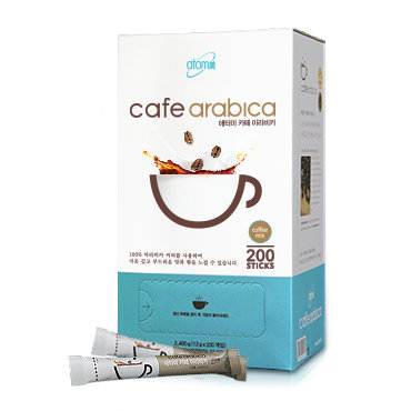 Cafe Arabica 200 pk per box