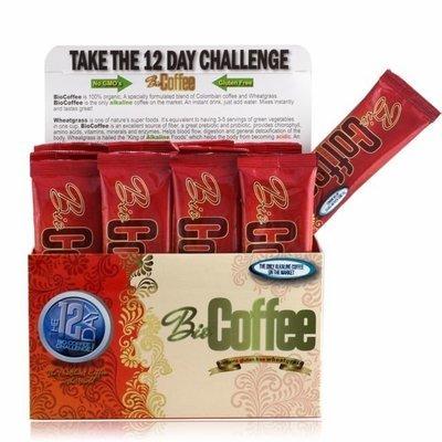 BIO COFFEE: CAFFEINE FREE GLUTEN FREE ALKALINE COFFEE