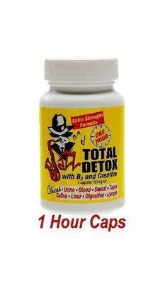 Jazz -  Total Detox Capsules