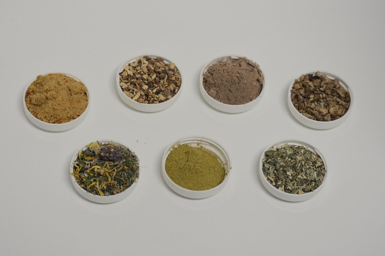 7 Herbs Tea Package