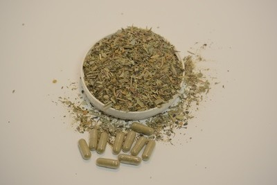 1. Asthma Mix  - 50 capsules